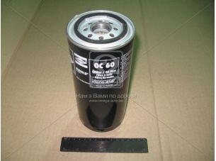 Фильтр масляный DAF (TRUCK) (пр-во Knecht-Mahle) OC60