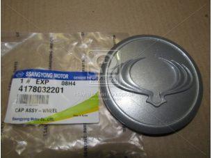 Колпак литого дискa rodius actyon (пр-во SsangYong) 4178032201
