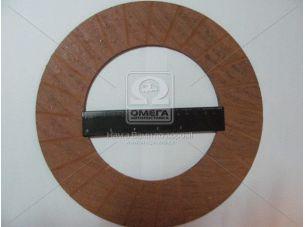 Накладка диска сцепл. ГАЗ 51, УАЗ формов. (пр-во УралАТИ) 51-1601138