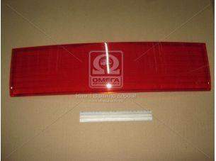 Накладка (катафот) крышки багажн. между фонарями красн. ВАЗ 2110 (пр-во ОАТ-ДААЗ) 21100-821252600