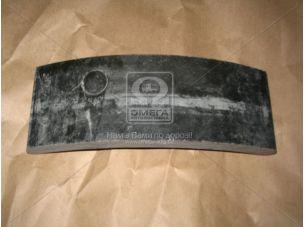 Накладка торм. ЗИЛ 130 передн. (пр-во УралАТИ) 130-3501105
