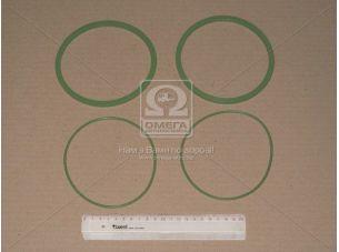Р/к масляного фильтра Камаз Евро (2 наим.) зелен. силик. (пр-во ГарантАвто) 740-1017001ЕВРО