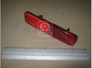 Световозвращатель (катафот) в бампер задний правый ВАЗ 2111 (пр-во ОАТ-ДААЗ) 21110-371613800