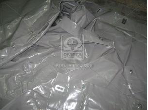 Тент ГАЗ 3302 (стар. обр. под веревку) (двухслойная ткань) 3302-6002020