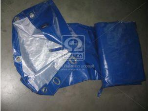 Тент ГАЗ 3302 (стар. обр. под веревку) (ткань облегченная) 3302-6002020