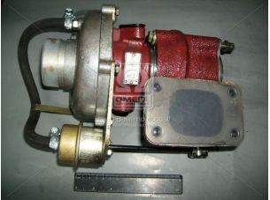 Турбокомпрессор Д 245-9Е2 ЗИЛ ЕВРО-2 (пр-во БЗА) ТКР 6.1-08.01