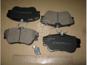 Комплект тормозных колодок, дисковый тормоз 05P605