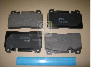 Колодка торм. диск. AUDI Q5 2.0 3.0 2011- задн. (пр-во REMSA) 1527.00