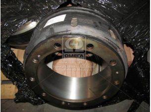 Барабан тормозной MERCEDES 410X160 (RIDER) RD 31.130.110.000