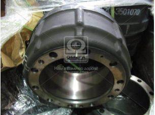 Барабан тормозной КамАЗ Евро-2 6520-3501070