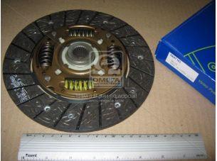 Диск сцепления GM DAEWOO LANOS/NUBIRA 1.6 16V 97- 200*134*24*20.7(пр-во VALEO PHC) DW-39
