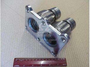 Гофра эластичная 45x120 mm (пр-во Fischer) VW445-125