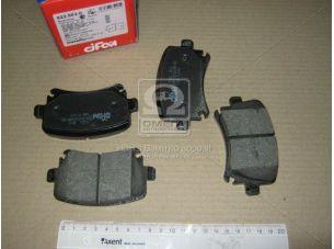 Колодка тормозная AUDI A4, SEAT, SKODA, VW задн. (пр-во Cifam) 822-553-0