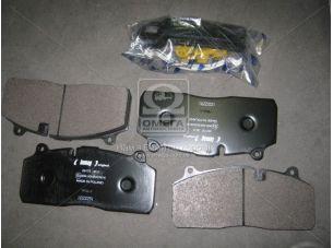 Колодка тормозная диск. (компл. на ось) SBS2220 (пр-во Lumag) 291750090110