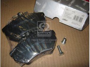 Колодка тормозная диск. VW CADDY 95-04, CHERY AMULET передн. (RIDER) RD.3323. DB1044