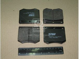 Колодка тормозная FORD ESCORT передн. (пр-во TRW) GDB660