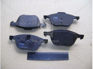 Колодка тормозная FORD FOCUS, MAZDA 3,5, VOLVO C70, S40, передн. (пр-во TRW) GDB1583