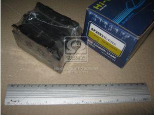 Колодка тормозная LEXUS GS300, GS430, GS450H, GS460, LS460 3.0I-4.6I 24V 05- задн. (пр-во SANGSIN) SP2083