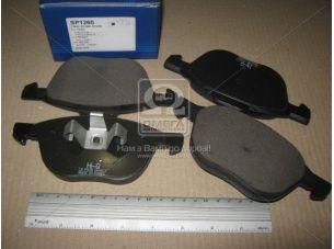 Колодка тормозная MAZDA 3, 5 передн. (пр-во SANGSIN) SP1260
