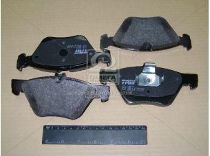 Колодка тормозная MB E-CLASS (W210) передн. (пр-во TRW) GDB1215