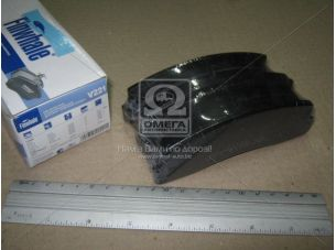 Колодка тормозная ВАЗ 2121-2123 перед. (компл. 4шт.) V221 (пр-во FINWHALE) 2121-3501090