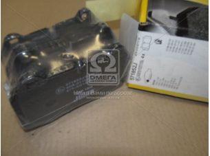 Колодки дискового тормоза (пр-во Jurid) 571852J