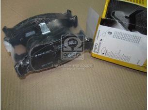 Колодки дискового тормоза (пр-во Jurid) 571877J