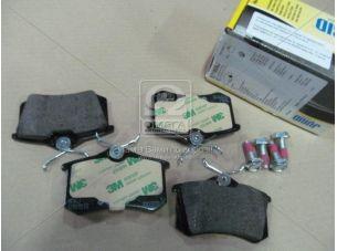 Колодки дискового тормоза (пр-во Jurid) 571906J