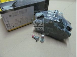 Колодки дискового тормоза (пр-во Jurid) 571969J