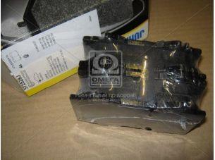 Колодки дискового тормоза (пр-во Jurid) 572528J