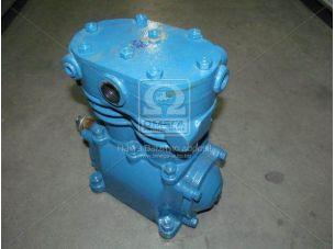 Компрессор 2-цилиндровый без шкива (D 173) КрАЗ, МАЗ повыш. произ-ти (пр-во г. Паневежис) 161.3509012-20