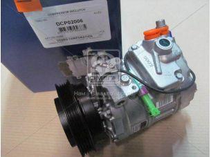 Компрессор кондиционера AUDI, SKODA, VW (пр-во Denso) DCP02006