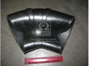 Патрубок фильтра воздушного КамАЗ выходной (с ребром) (пр-во Россия) 5320-1109445