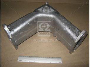 Патрубок коллектора МАЗ соединительный (пр-во ЯМЗ) 236Д-1115032