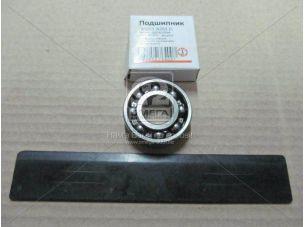 Подшипник 60203 (6203Z) передний опора ведущ. вала КПП ГАЗ, УАЗ, ПАЗ, РАФ 60203