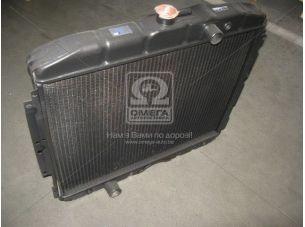 Радиатор вод. охлажд. ГАЗ 3307 (3-х рядн.) г. (пр-во Бишкек) 142.1301010-03