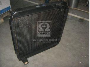 Радиатор вод. охлажд. КамАЗ 5320 (3-х рядн.) (пр-во г. Бишкек) 145.1301010-01
