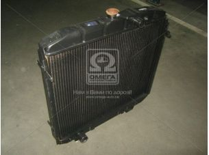Радиатор вод. охлажд. ПАЗ 3205 (3-х рядн.) (пр-во г. Бишкек) 149.1301010-02