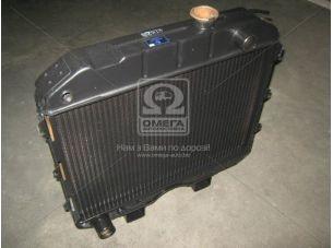 Радиатор вод. охлажд. УАЗ (3-х рядн.) (пр-во г. Бишкек) 15.1301010-01
