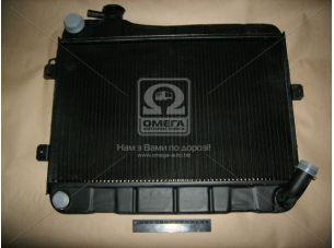 Радиатор вод. охлажд. ВАЗ 2103, 06 (2-х рядн) (пр-во г. Оренбург) 2103-1301.012-60