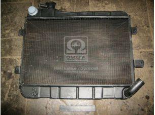 Радиатор вод. охлажд. ВАЗ 2105 (2-х рядн) (пр-во г. Оренбург) 2105-1301.012-60