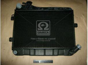 Радиатор вод. охлажд. ВАЗ 2107 (2-х рядн.) (пр-во г. Оренбург) 2107-1301.012-60