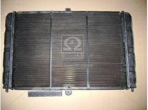 Радиатор вод. охлажд. ВАЗ 2108,-09,-099 (1 рядн.) (пр-во г. Оренбург) 2108.1301.010-02