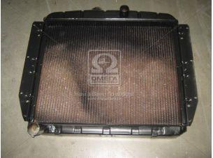 Радиатор вод. охлажд. ЗИЛ 130, 131 (3-х рядн.) (пр-во г. Бишкек) 14.1301010-01