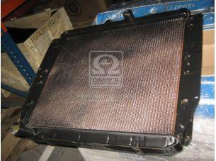 Радиатор вод. охлажд. ЗИЛ 130 (4-х рядн.) (пр-во г. Бишкек) 14.1301010-50