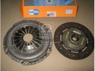 Сцепление VW LT 28-35 II, 28-46 II 2.5 TDI (пр-во Ma-pa) 001240409