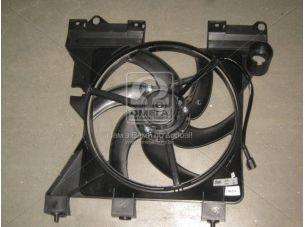 Вентилятор радиатора CITROEN (пр-во Nissens) 85316