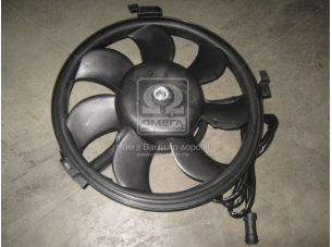Вентилятор радиатора AUDI; FORD; SEAT; VW (пр-во Nissens) 85519