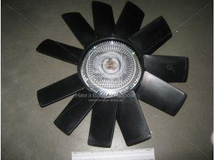 Вентилятор системы охлаждения ГАЗ дв. CUMMINS 2.8 с вязкостной муфтой (покупн. ГАЗ) 020005181