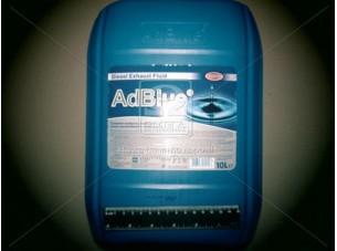 Жидкость AdBlue для системы SCR (мочевина) дизельных двигателей 10л 42971